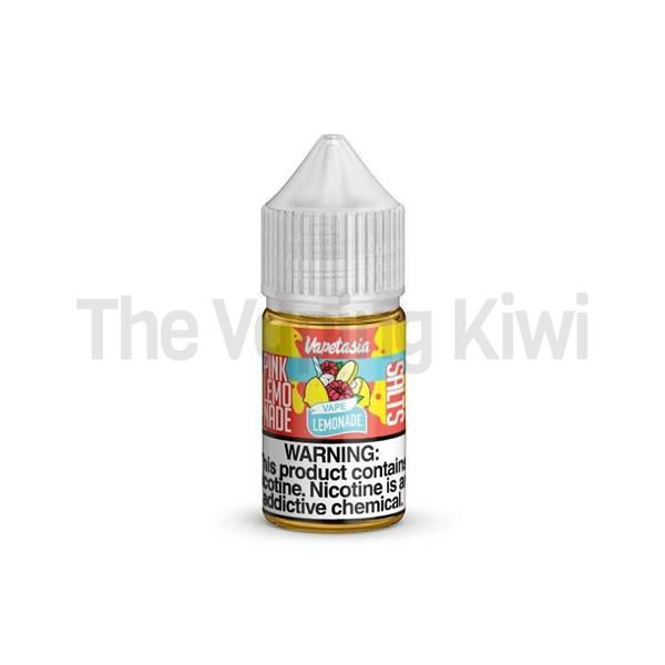 Pink Lemonade NIC SALTS by Vapetasia